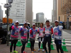 2018.2.25東京マラソン(42.195キロ)に参加しました!!